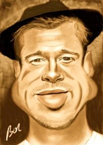 brad_pitt_caricature